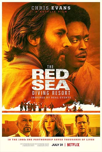 دانلود فیلم The Red Sea Diving Resort 2019