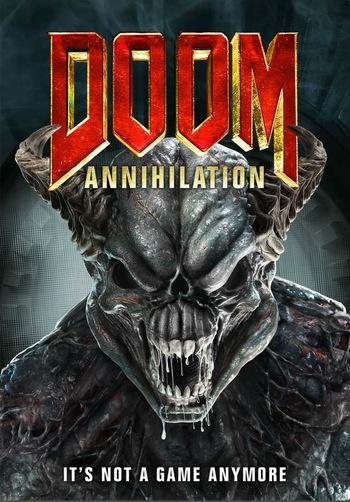 دانلود فیلم دووم: نابودی Doom: Annihilation 2019
