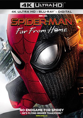 دانلود فیلم مرد عنکبوتی: دور از خانه Spider-Man: Far from Home 2019