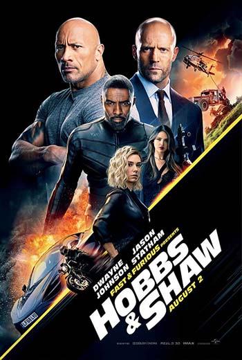 دانلود فیلم سریع و خشن: هابز و شاو Fast & Furious Presents: Hobbs & Shaw 2019