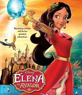دانلود فصل سوم انیمیشن النا از آوالور Elena of Avalor (2019) S03E14