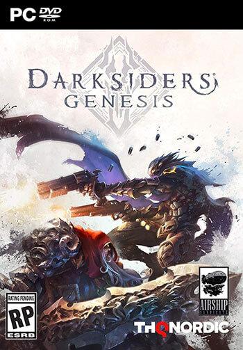 دانلود بازی Darksiders Genesis برای کامپیوتر – نسخه فشرده FitGirl