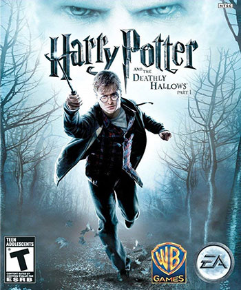 دانلود بازی Harry Potter and the Deathly Hallows Part 1 برای کامپیوتر