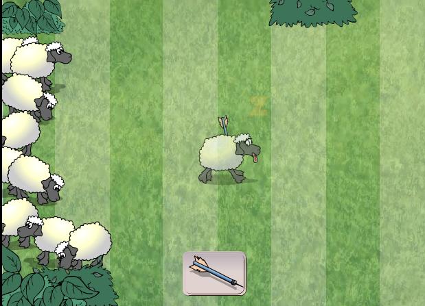 بازی انلاین گوسفندان بازیگوش