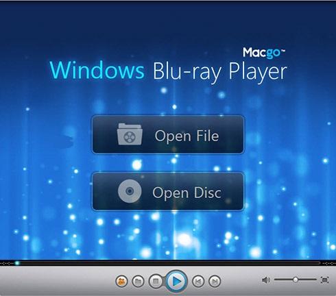 نرم افزار پخش فیلم های بلوری - Macgo Windows Blu-ray Player 2.16.7