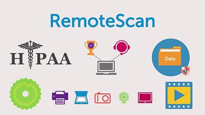 نرم افزار شیر کردن اسکنر در شبکه (برای ویندوز) - RemoteScan Enterprise Server 10.812 Windows