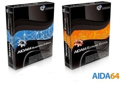نرم افزار تست و آنالیز سخت افزار سیستم و شبکه - AIDA64 v1.85