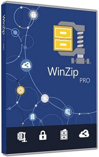 نرم افزار فشرده سازی وین زیپ (برای ویندوز) - WinZip Pro 24.0 Build 13650 Windows