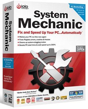 نرم افزار تعمیر کردن کامپیوتر (برای ویندوز) - System Mechanic Pro Defense 19.5.0.1 Windows