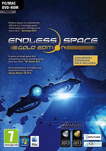 دانلود بازی Endless Space Gold برای کامپیوتر – نسخه PROPHET
