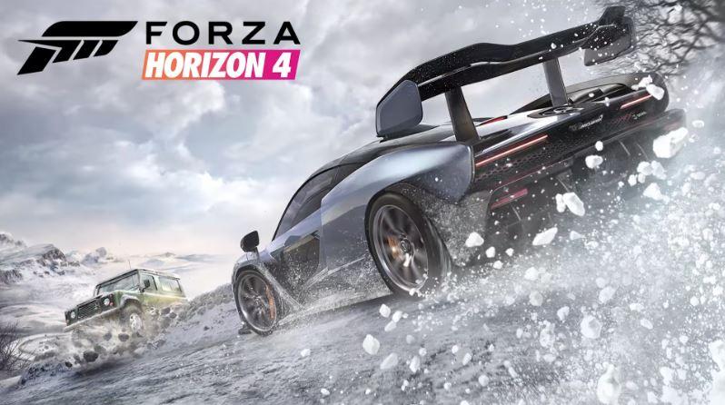دانلود کرک بازی 4 Forza Horizon