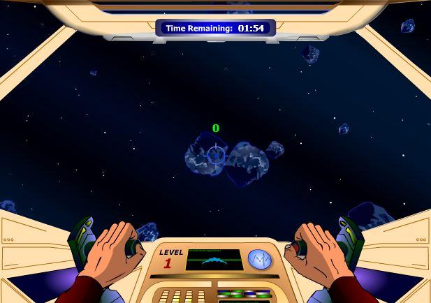 بازی انلاین فضا نوردی