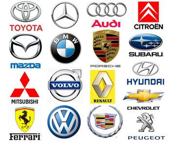 آرم خودرو های معروف نشانه چیست؟