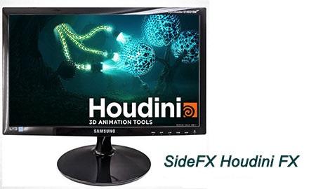 دانلود نرم افزار ساخت انیمیشن سینمایی – SideFX Houdini FX 18.0.348
