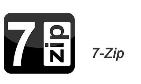 دانلود ۷Zip 19.00 + Portable سون زیپ: نرم افزار فشرده سازی فایل ها