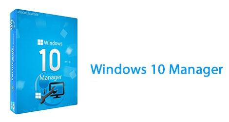 دانلود نرم افزار بهینه سازی ویندوز ۱۰ – Yamicsoft Windows 10 Manager 3.2.1
