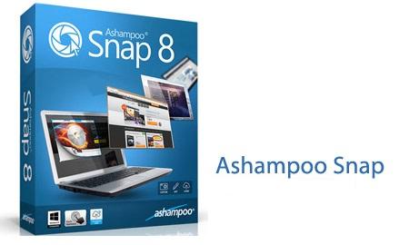 دانلود نرم افزار ضبط صفحه نمایش Ashampoo Snap 11.0.0 + Portable
