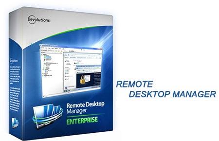 نرم افزار ریموت دسکتاپ – Remote Desktop Manager Enterprise 2019.2.24.0