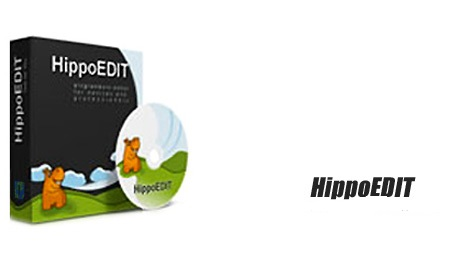 نرم افزار ویرایشگر حرفه ای متن ها HippoEDIT 1.60.45