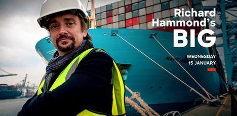 دانلود برنامه ابرسازهها با ریچارد هموند Richard Hammond's Big 2020