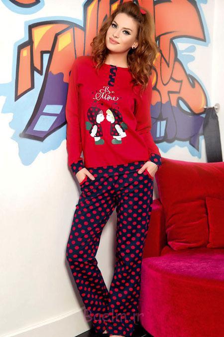 مد و پوشاک | عکس لباس راحتی زنانه و دخترانه مدل جدید