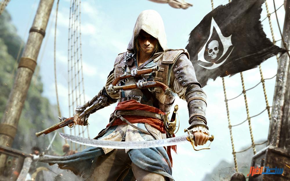 دانلود والپیپر های زیبا از بازی Assassins Creed