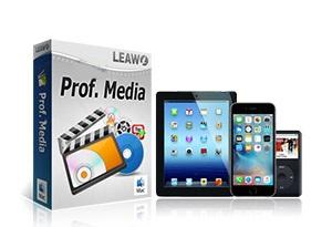 نرم افزار تبدیل فایل تصویری (برای ویندوز) - Prof. Media 7.9.0.0 Windows