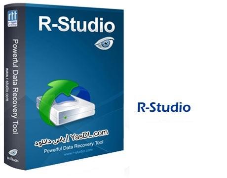 دانلود R-Studio 8.13 Build 176037 Network/Technician Edition + Portable – بازیابی اطلاعات از دست رفته