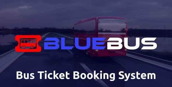 اسکریپت رزرو بلیط اتوبوس BlueBus نسخه ۱٫۰