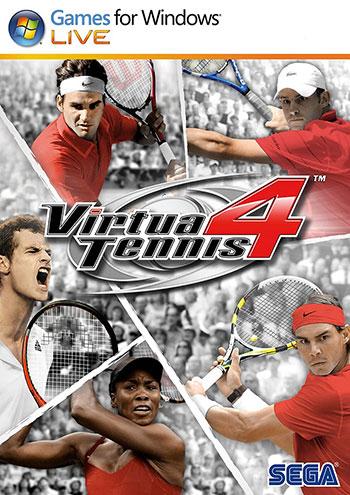 دانلود بازی Virtua Tennis 4 برای کامپیوتر – نسخه SKIDROW و ElAmigos