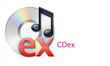 دانلود CDex 2.21 + Portable – نرم افزار مبدل سی دی های صوتی
