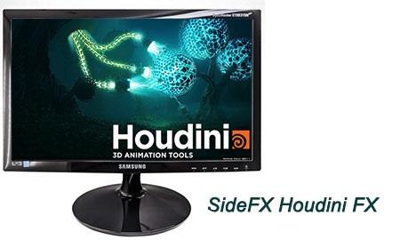 دانلود SideFX Houdini FX 18.0.460 – ساخت انیمیشن سینمایی
