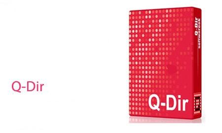 دانلود Q-Dir 7.76 – نرم افزار مدیریت پوشه ها