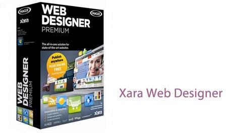 دانلود نرم افزار طراحی وب Xara Web Designer Premium 16.3.0.57723