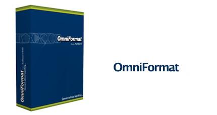 OmniFormat 20.3 تبدیل اسناد و تصاویر به بیش از 75 فرمت