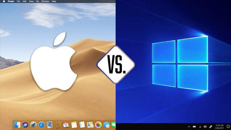 ویندوز 10 در مقابل مک؛ بهترین سیستم عامل کدام است؟