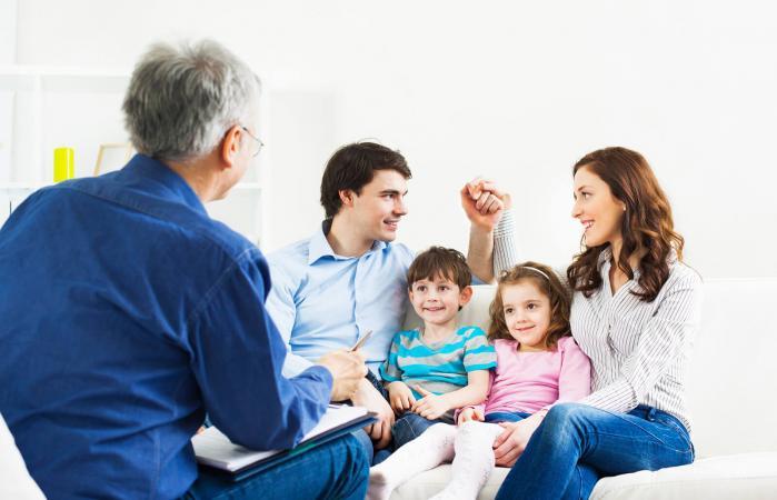 مشاوره خانواده سلامت و سازگاری خانواده را به همراه دارد