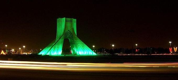 جاذبه های دیدنی و زیبای ایران (+عکس)