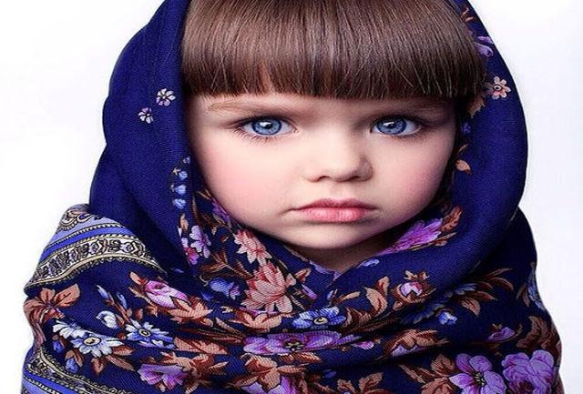 با زیباترین کودکان جهان آشنا شوید+ عکس