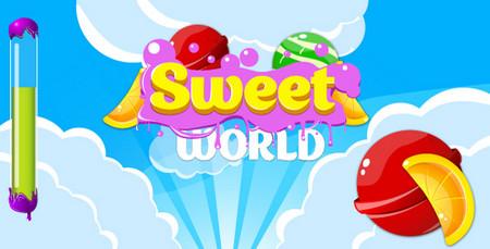 اسکریپت بازی آنلاین و امتیاز گیری Sweet world