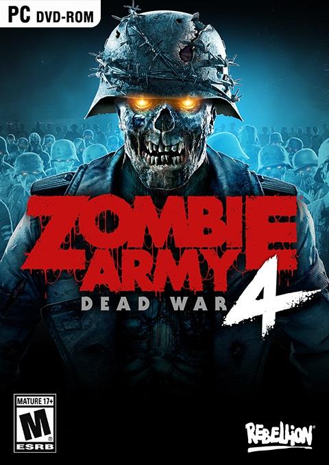 دانلود بازی Zombie Army 4 Dead War برای کامپیوتر