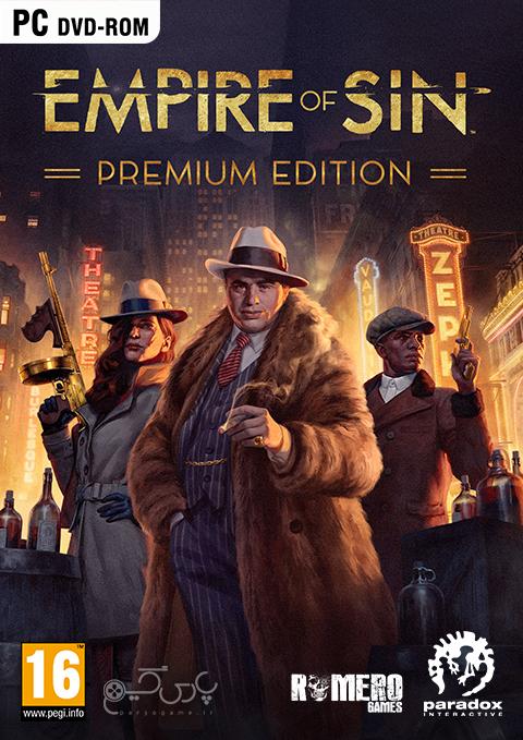 دانلود بازی Empire of Sin برای کامپیوتر