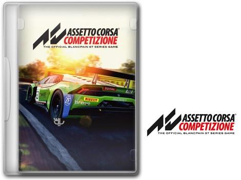 دانلود بازی Assetto Corsa Competizione GT4 Pack برای PC