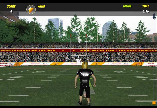 بازی آنلاین فوتبال آمریکایی جدید
