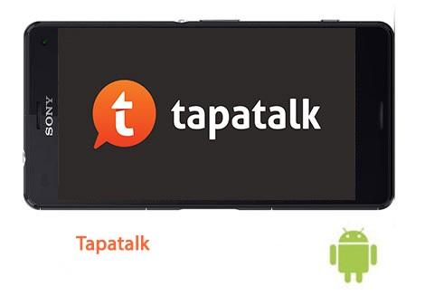 دانلود مسنجر محبوب تاپاتاک Tapatalk 8.8.14 – اندروید