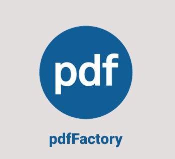 دانلود pdfFactory Pro 7.44 – نرم افزار ساخت فایل های پی دی اف