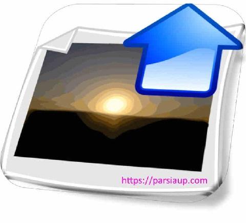 آپلود عکس و فایل با سرعت عالی و دائمی