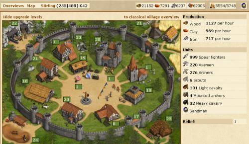 دانلود اسکریپت بازی آنلاین Tribalwars