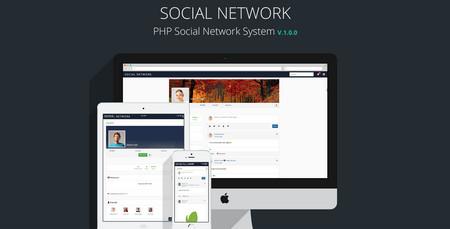 اسکریپت راه اندازی جامعه مجازی Social Network