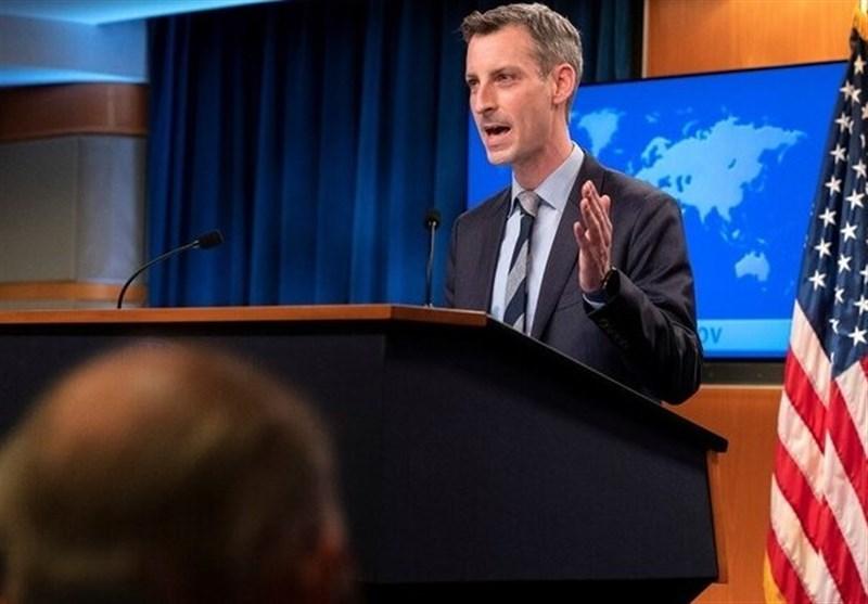 آمریکا: تحریمهای ایران تا زمان به نتیجه رسیدن مذاکرات پابرجا خواهد بود
